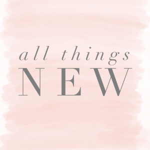 ALL THINGS NEW Midwest Women's Retreat @ Holy Wisdom Monastery
